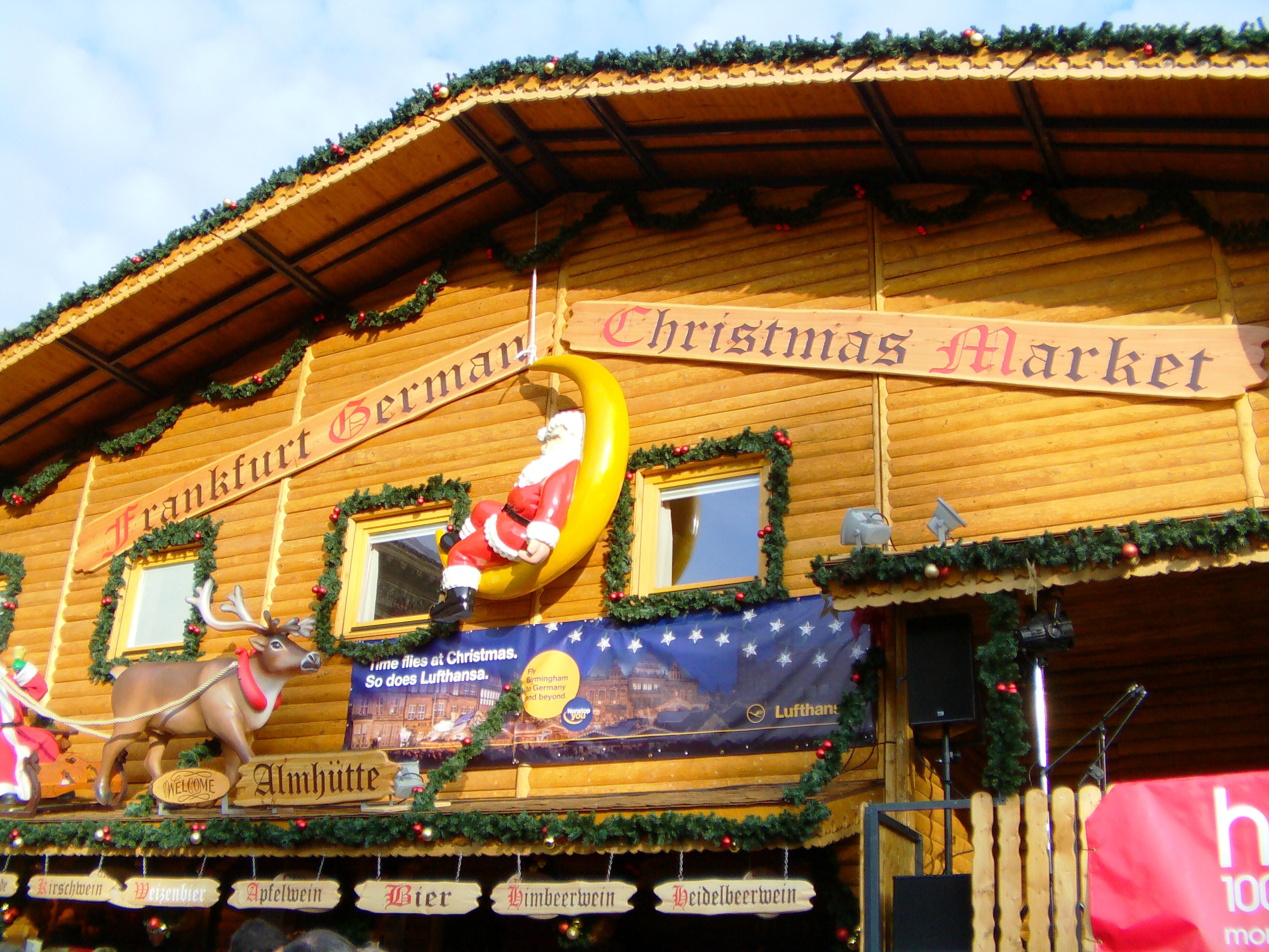 birmingham christmas market sunday
