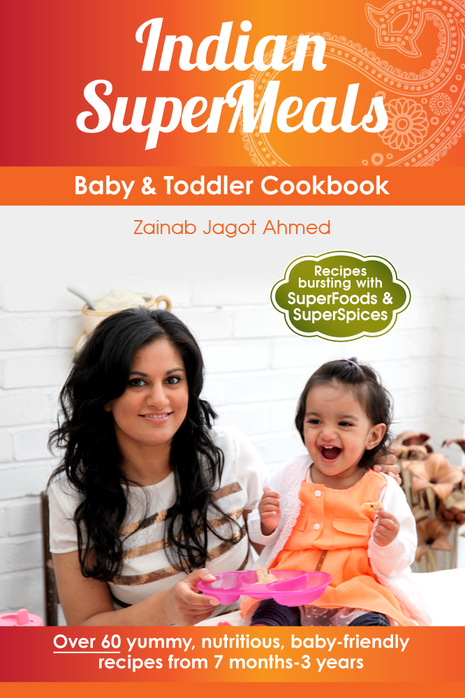 Indian supermeals baby toddler cookbook review giveaway forumfinder Choice Image