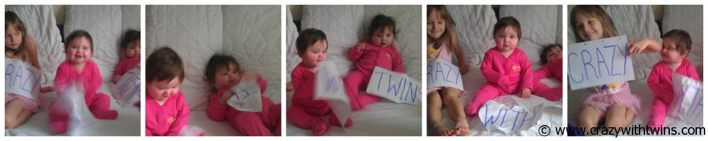 Crazy With Twins Banners 2