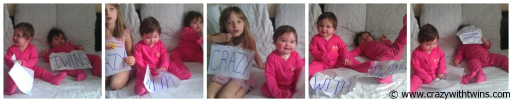 Crazy With Twins Banners 3