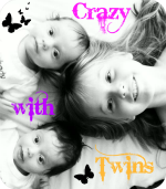 Crazywithtwins Badge
