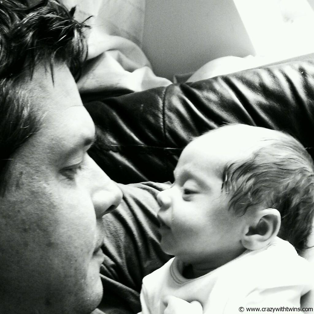 Daddy & Tiny