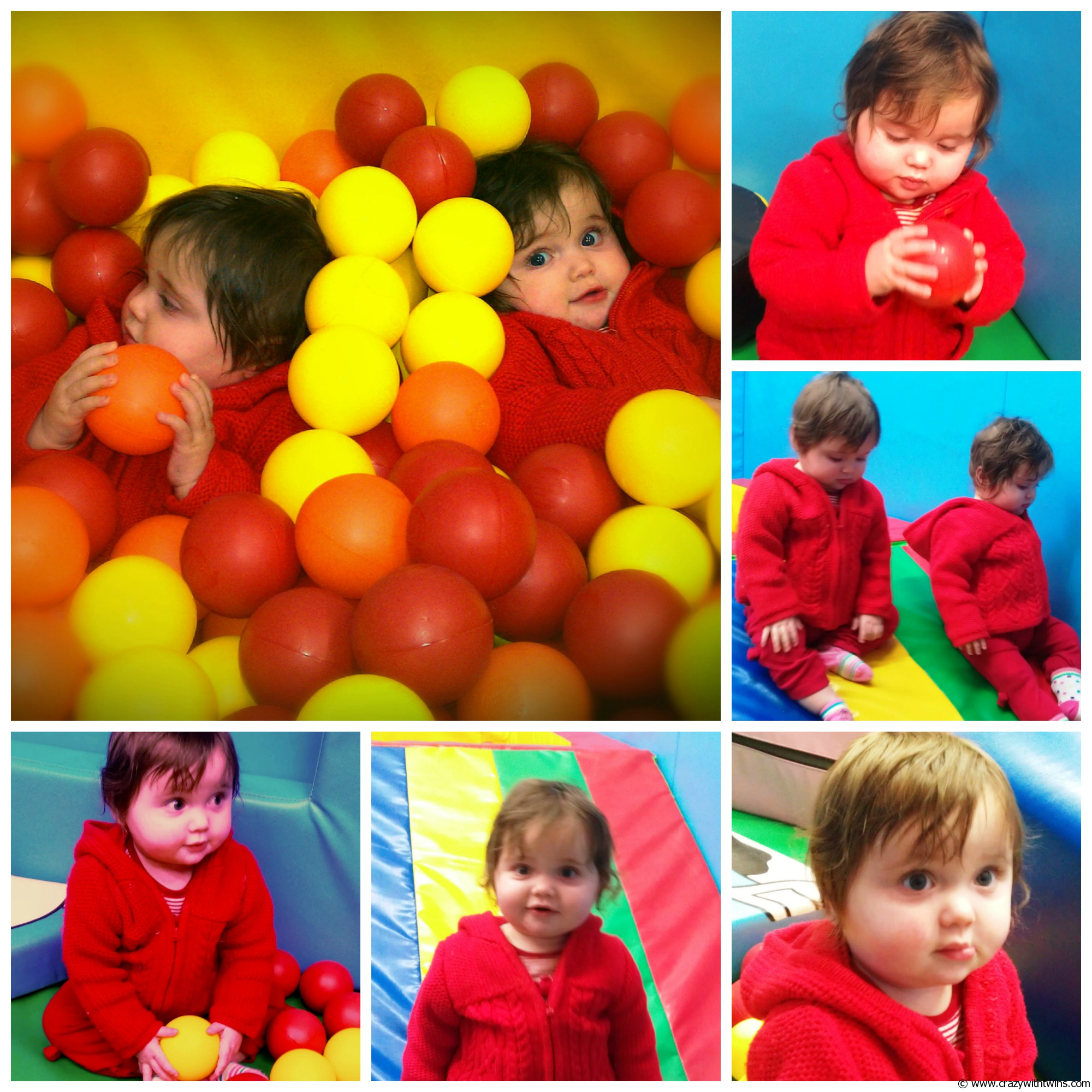 Twins First Soft Play