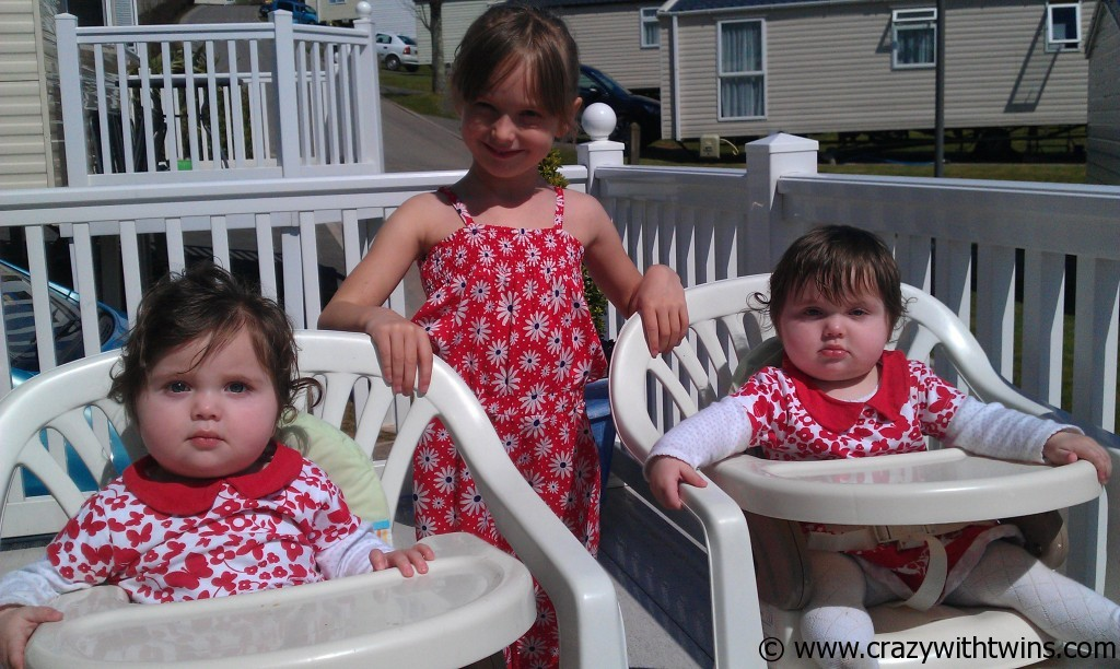 Photo of my girls taken in Devon last month