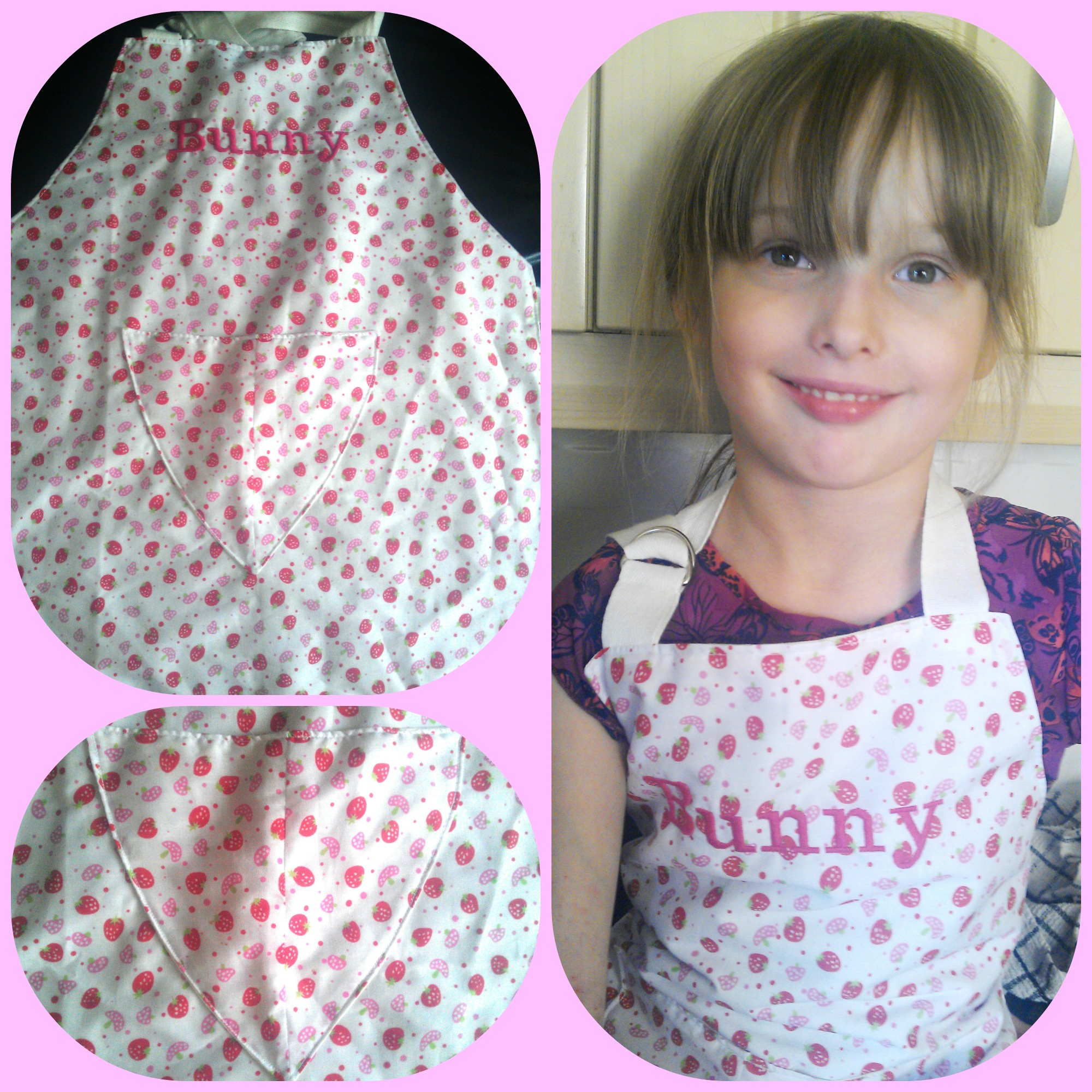 Apron Made By Jude