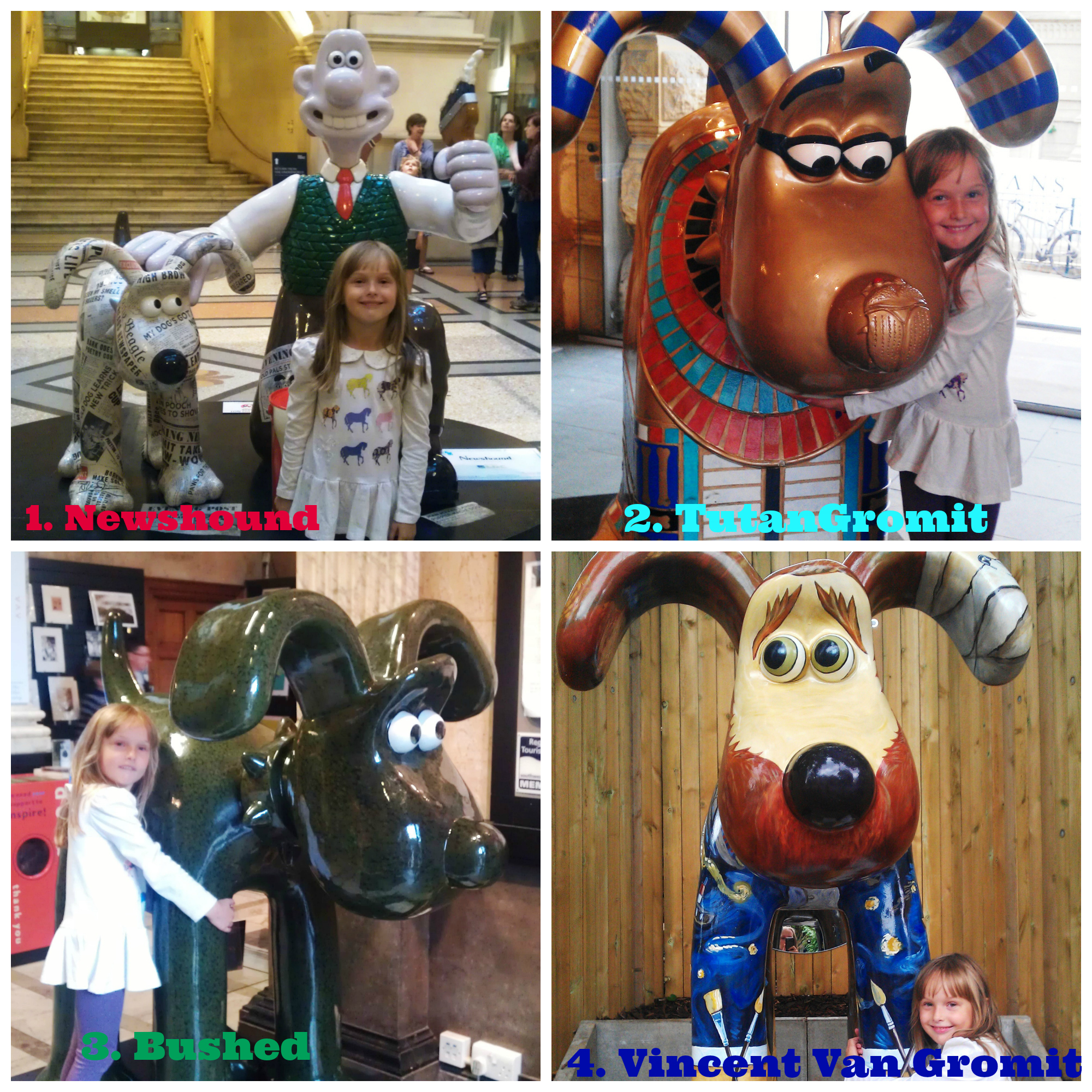 Gromit Unleashed Gromits 1-4