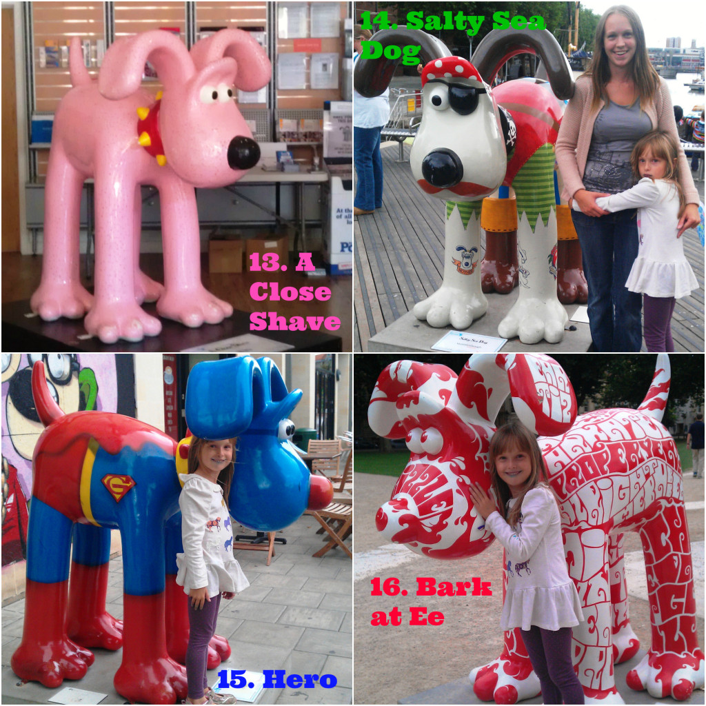 Gromit Unleashed Gromits 13-16