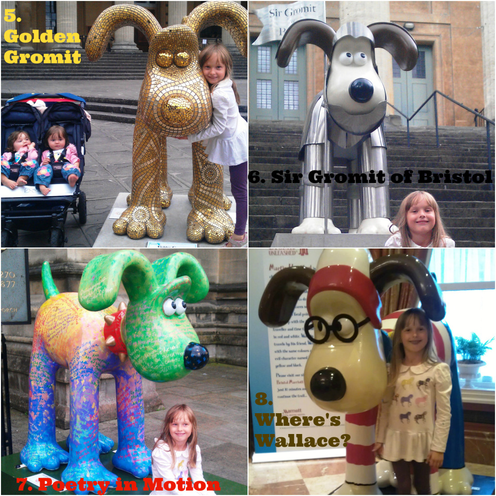 Gromit Unleashed Gromits 5-8
