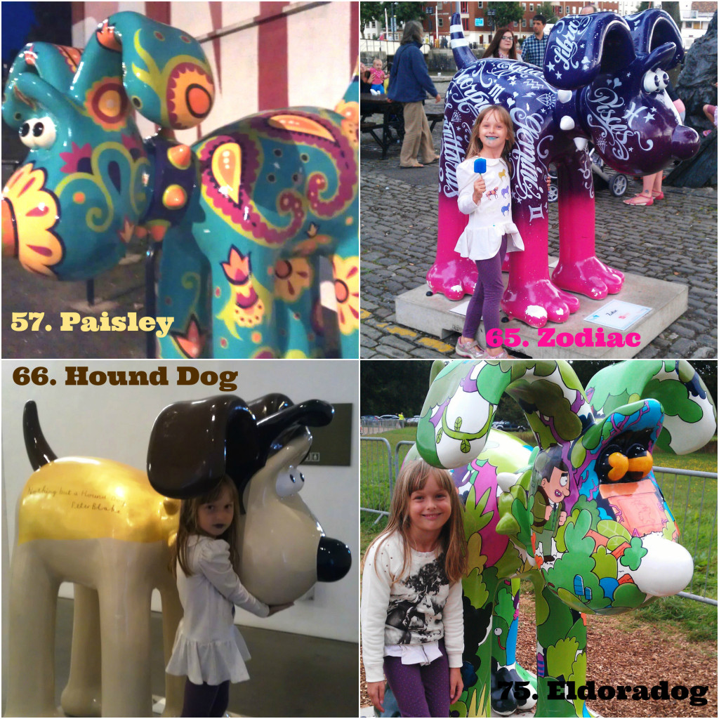 Gromit Unleashed Gromits 57,65,66,75