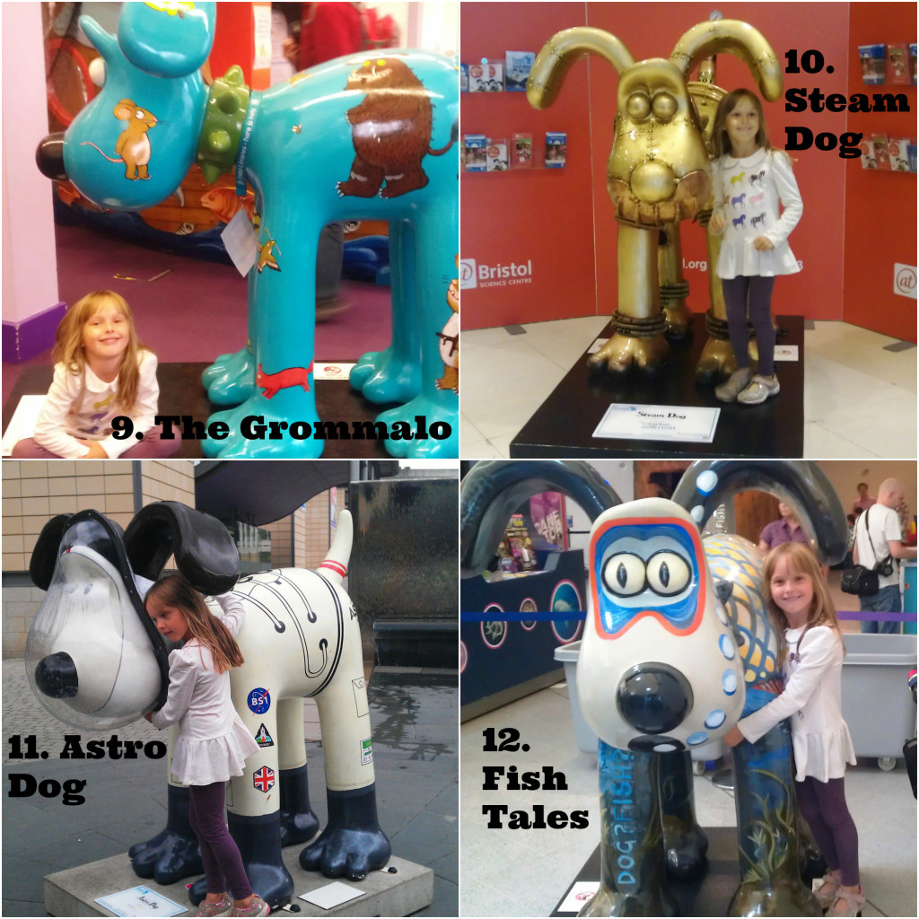 Gromit Unleashed Gromits 9-12