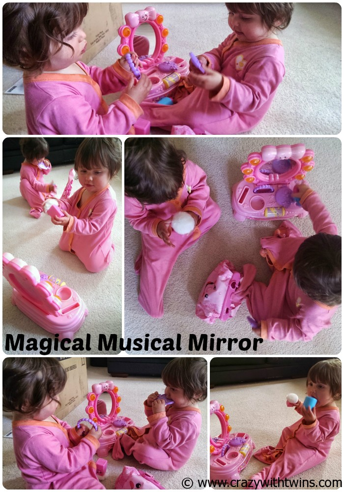 Magical Musical Mirror