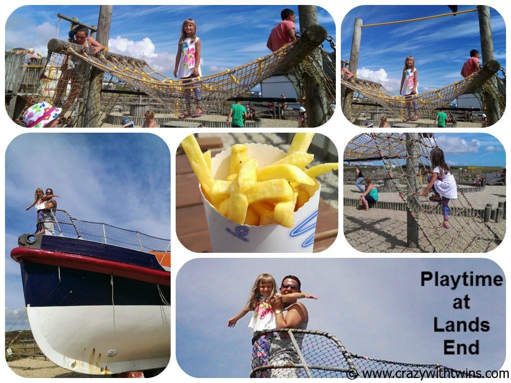 Playtime at Lands End