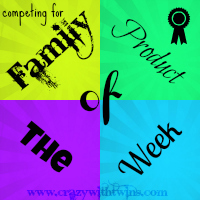 Family Product of The Week