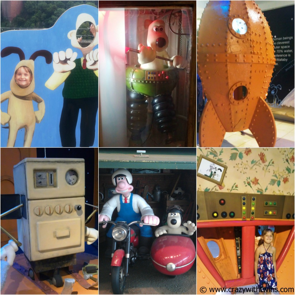 Gromit Unleashed Museum