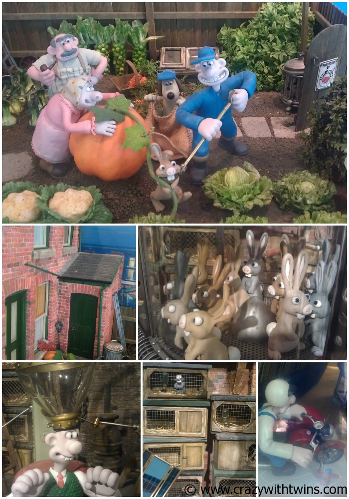Gromit Unleashed sets
