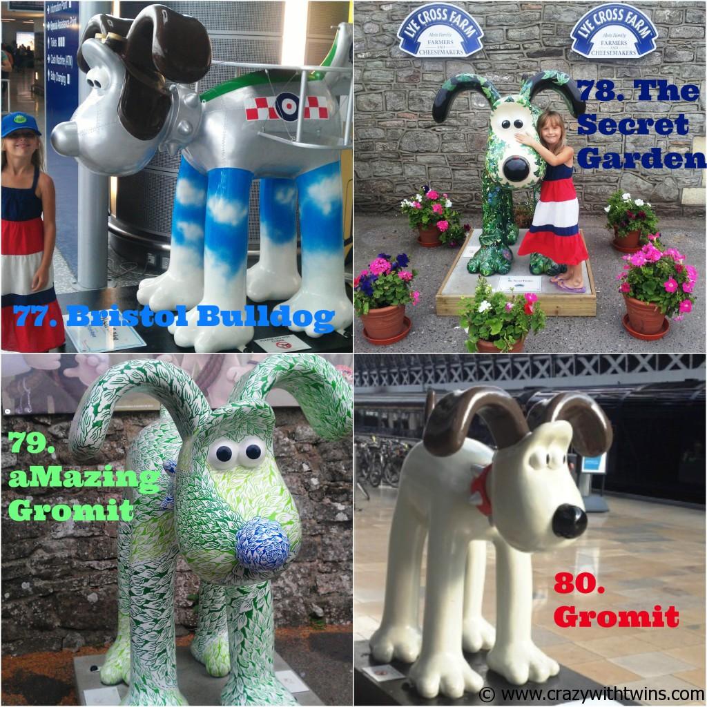 Gromits 77-80