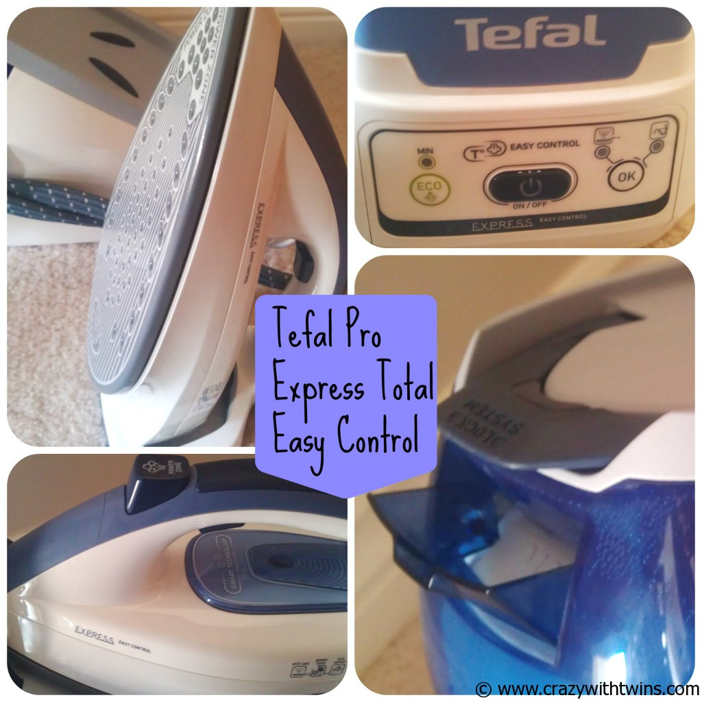 Tefal Pro Express Total Easy Control Steam Generator Iron