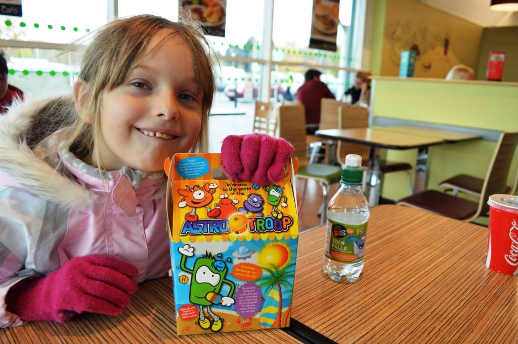 Asda childrens lunch box