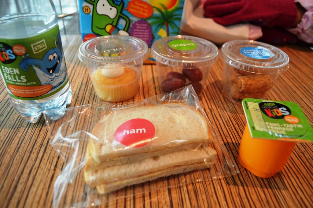 Asda pick n mix lunch