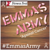 Fitness First sponsors #EmmasArmy badge