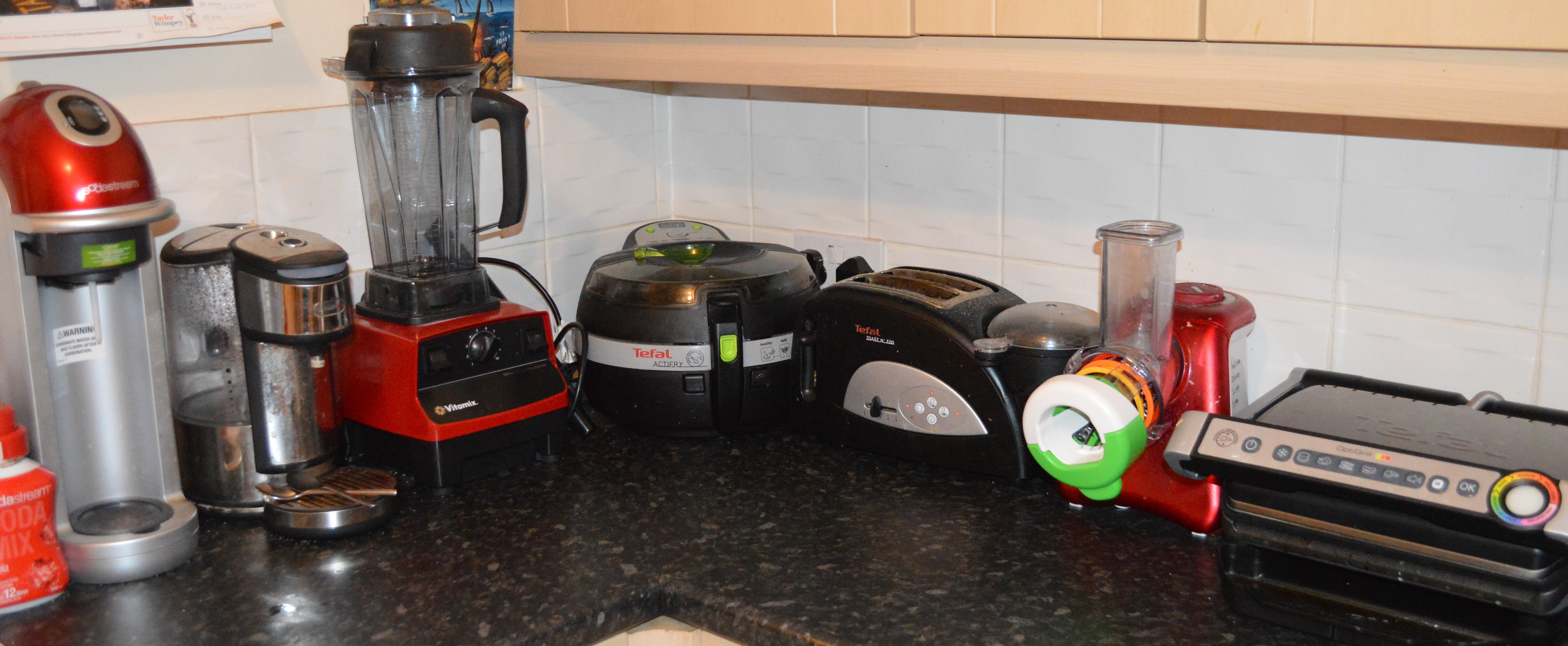 the kitchen appliance addict - crazy with twins