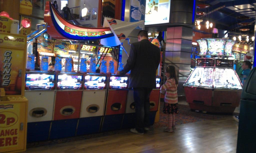 Haven arcade