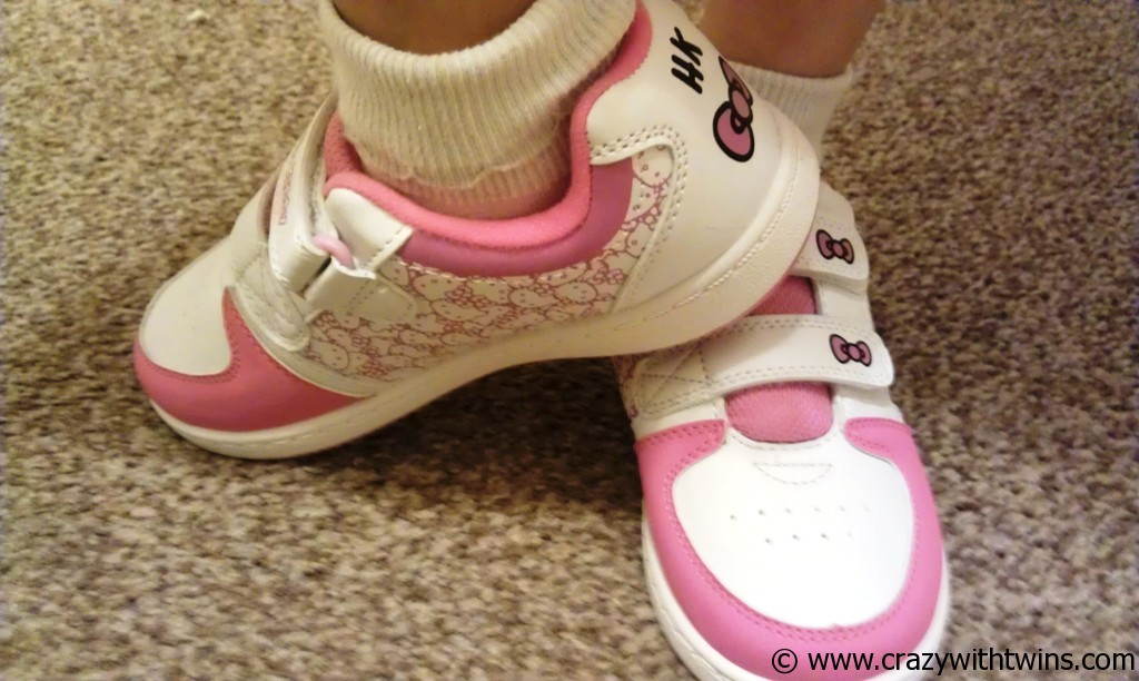 Hello Kitty Trainers