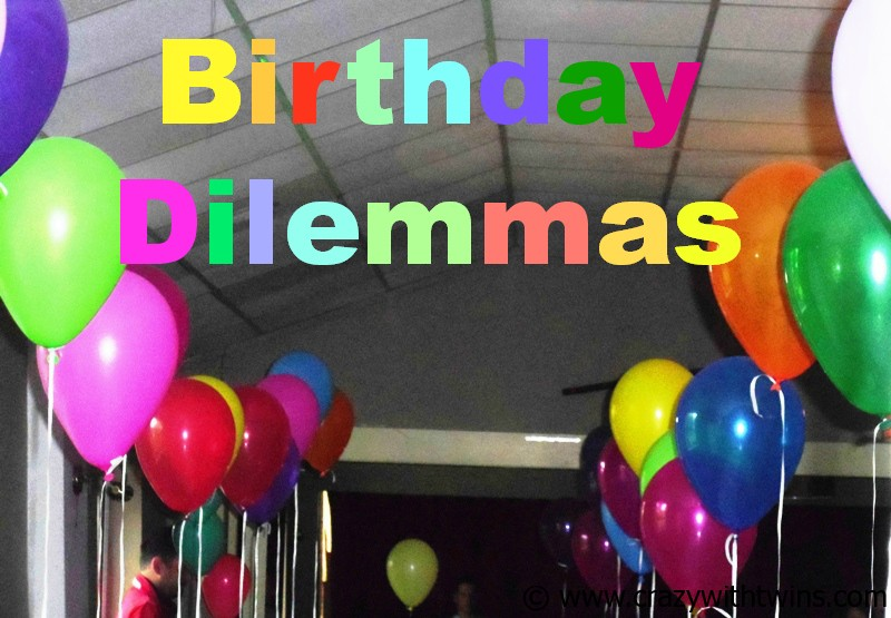 Birthday dilemmas