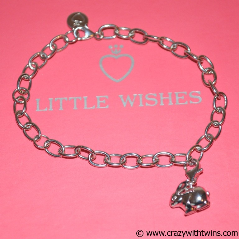 Goldsmith Little Wishes Charm Bracelet (8)