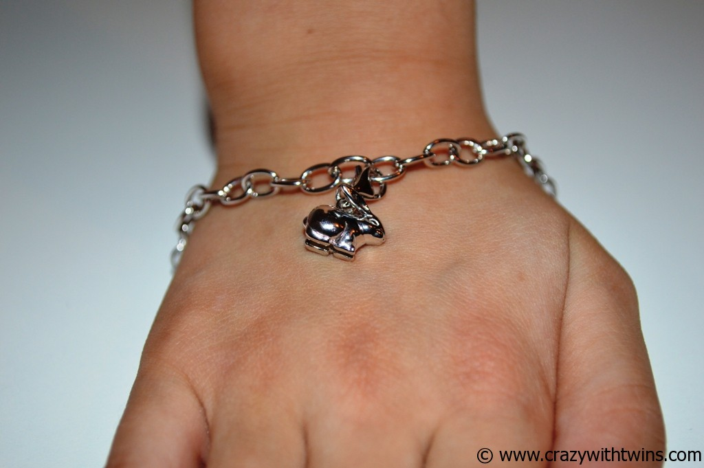 Goldsmith Little Wishes Charm Bracelet (9)