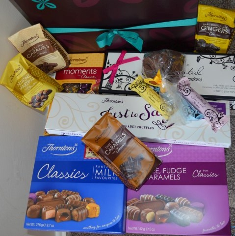 Thorntons hamper (4)
