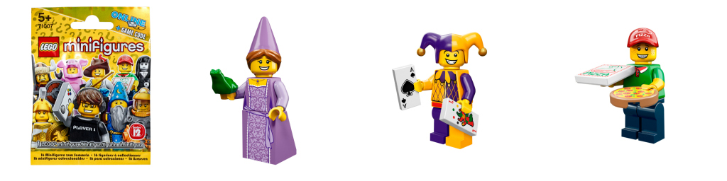 Lego Minifigures pic
