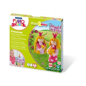 FIMO Princess play set