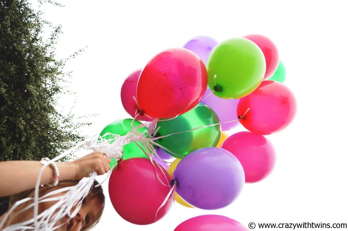 Balloon Time fun