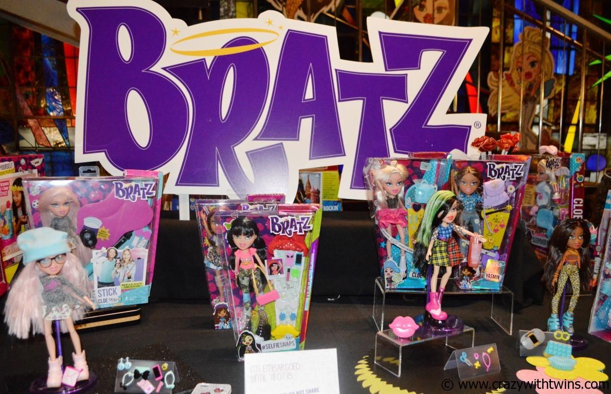 Bratz range 2015