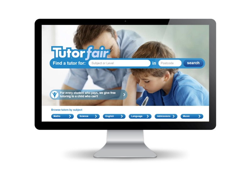 Tutorfair Website