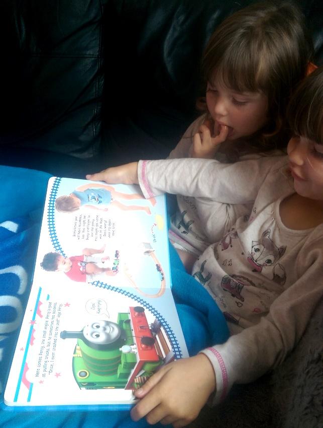 Thomas & Friends potty training(2)