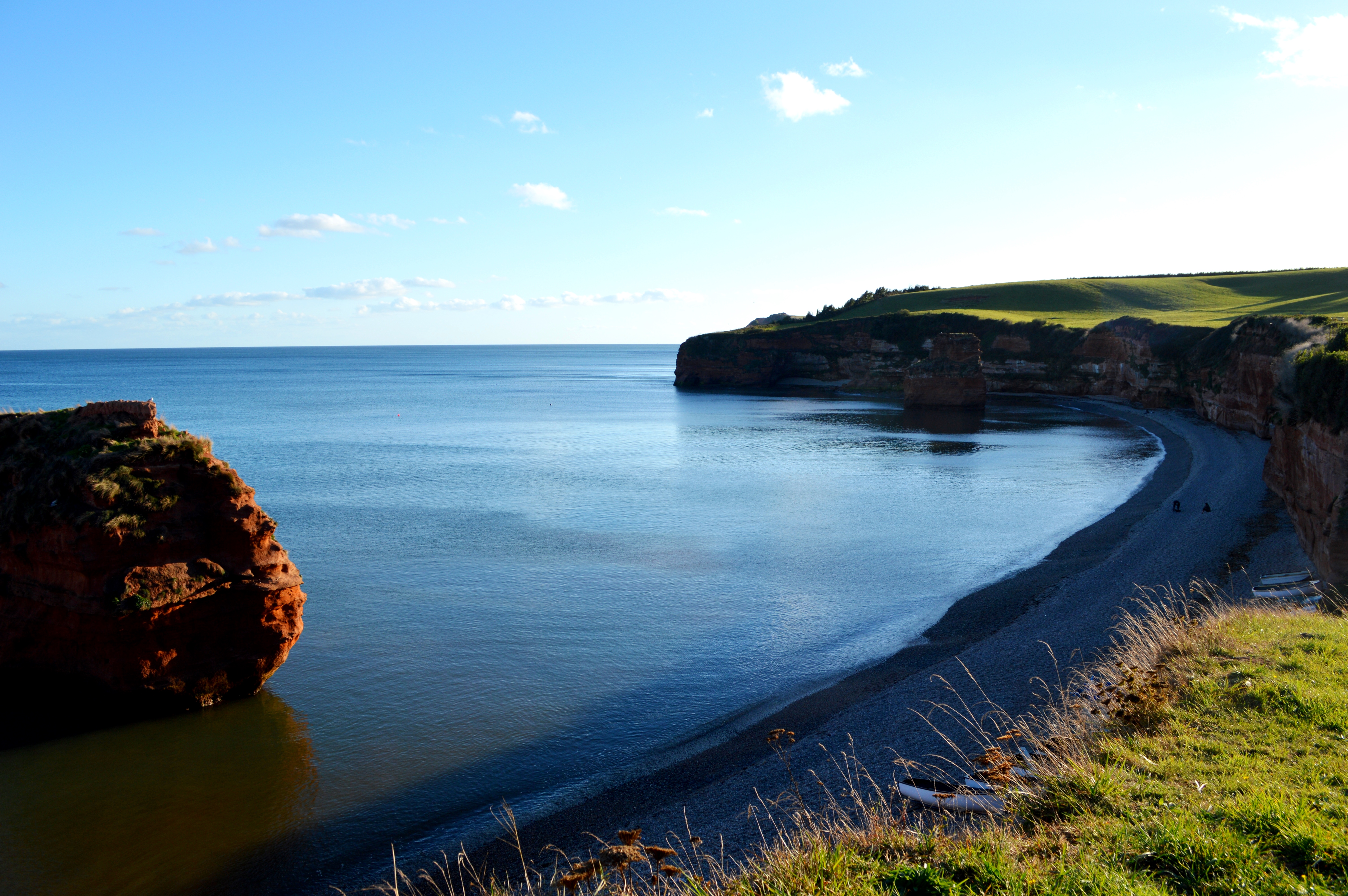 Ladram Bay October 2014 (50)