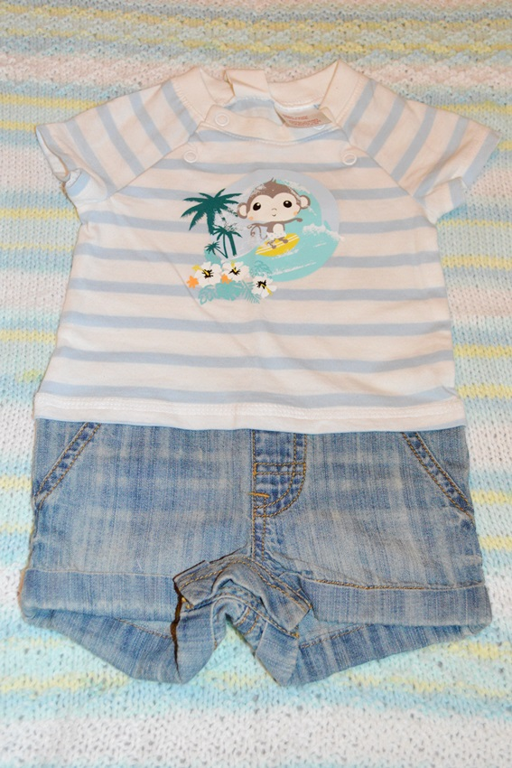 baby boy summer clothes, H&M