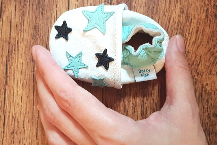 Dotty Fish baby shoes review