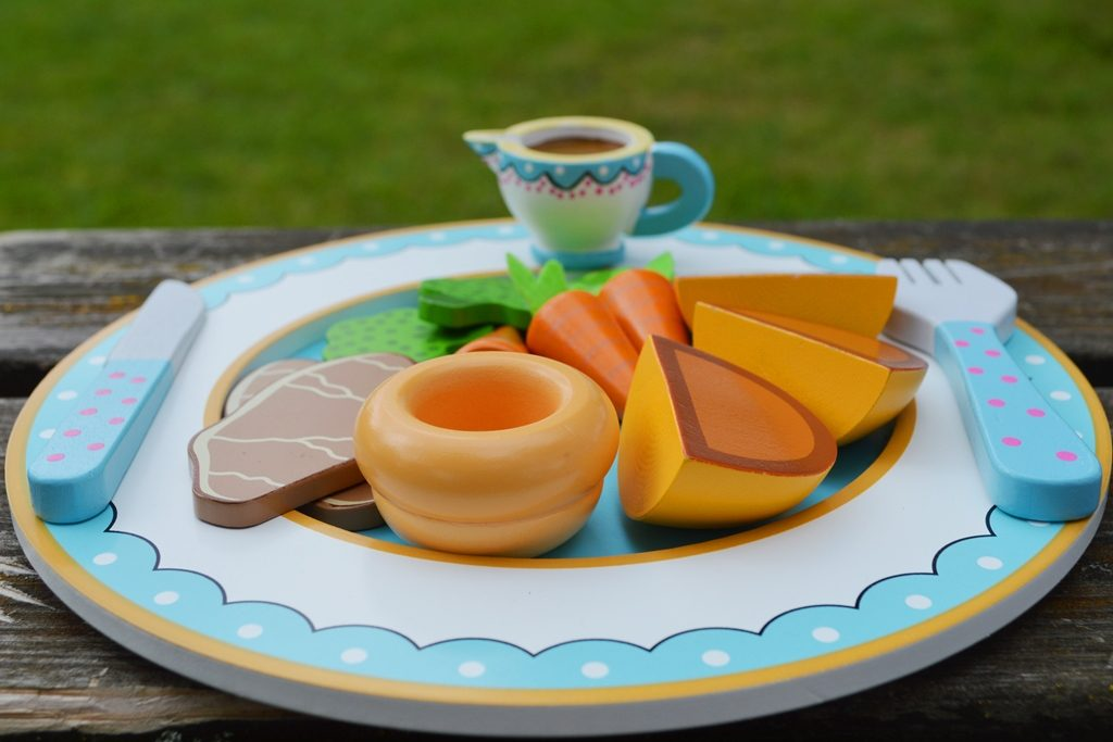 orange tree toys, wooden toys, wooden playset,