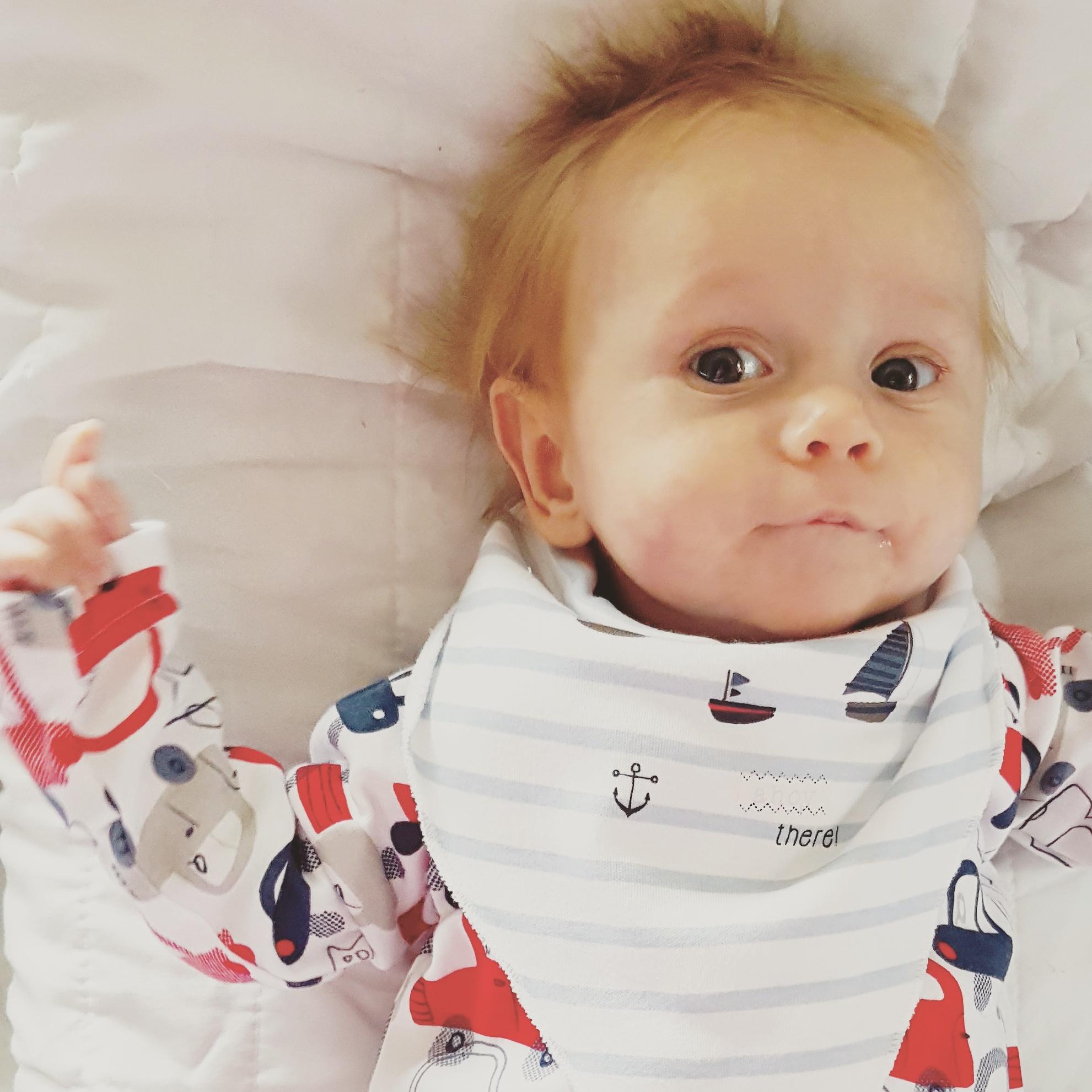 12 weeks old, baby milestones