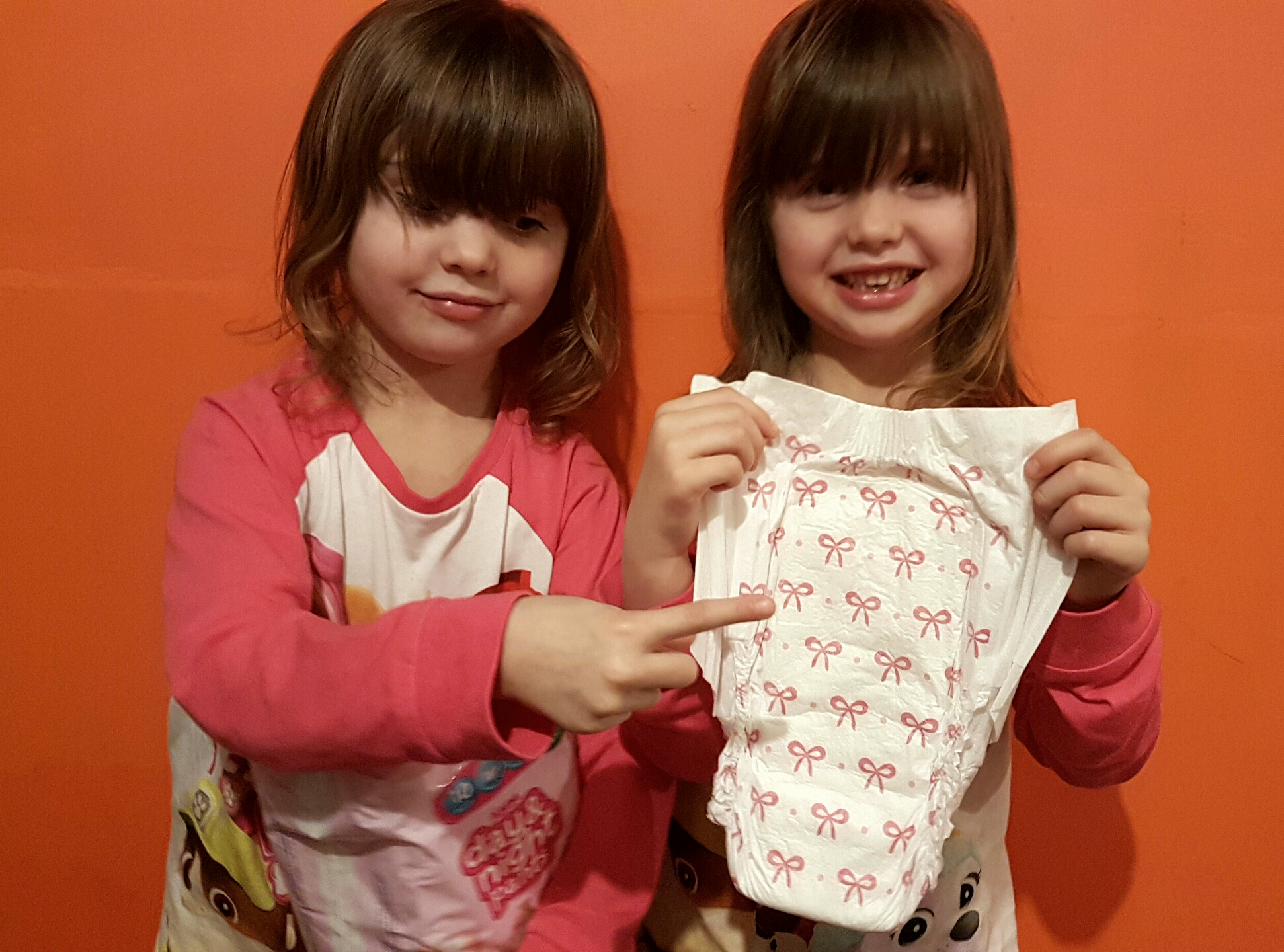 ASDA Little Angels Day & Night Pants
