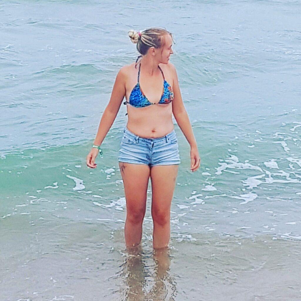 weight loss, bikini body