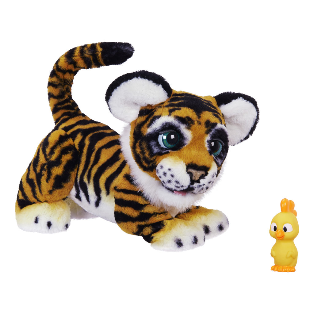 Dream Toys, Dream Toys 2017, Christmas toys, FurReal Pets, Tyler the tiger, Roarin' Tyler