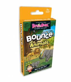 BrainBox Bounce Animals, Christmas stocking presents