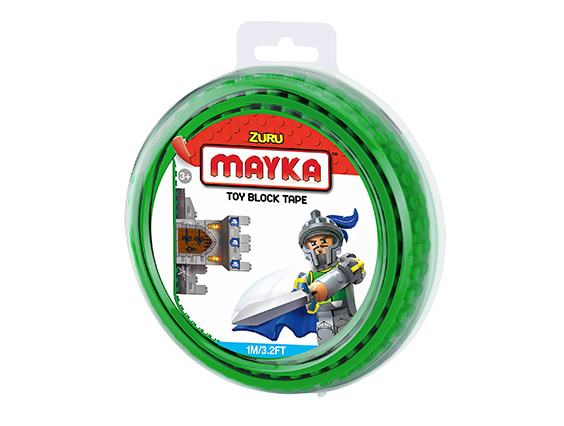 Mayka, Mayka toy block tape, Christmas stocking presents