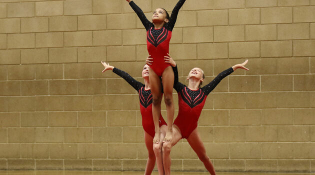 gymnastics competitions