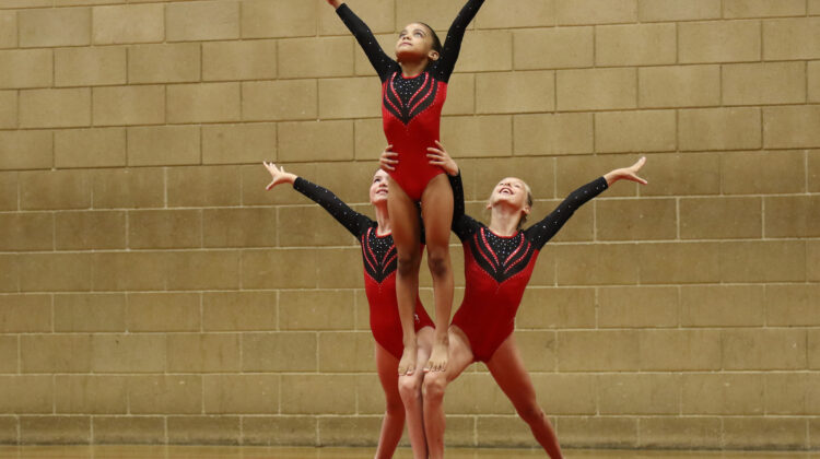gymnastics competitions