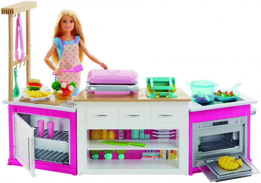 Barbie Ultimate Kitchen, Dream Toys 2018, best toys to buy for Christmas